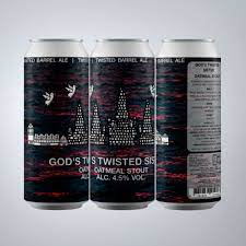 God's Twisted Sister 4.5%