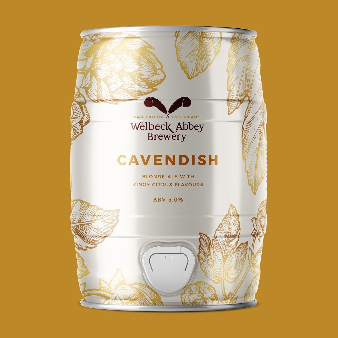 Cavendish 5%