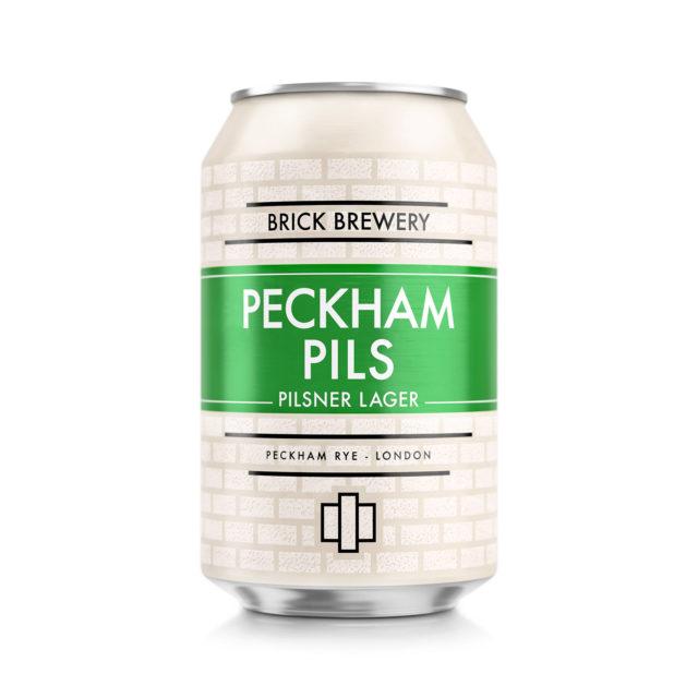 Peckham Pils 4.8%