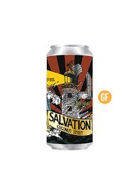 Salvation Coconut Stout 5.5% (GF)