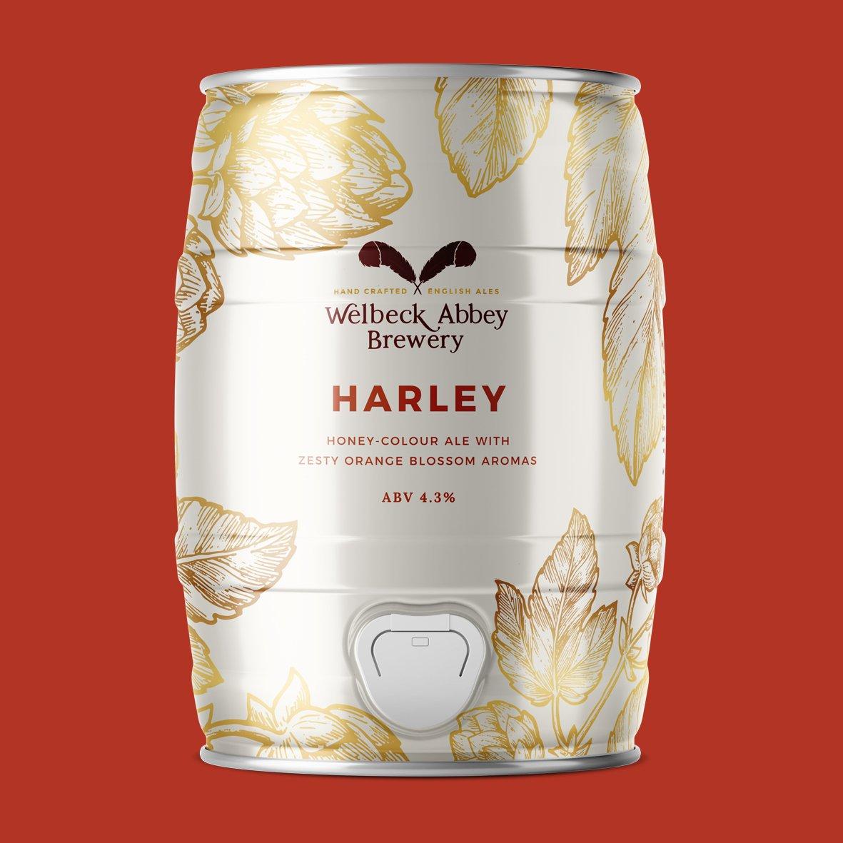 Harley  4.3%
