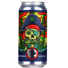 Downtown Pirate 7%