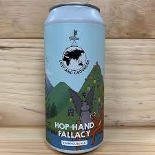 Hop-hand Fallacy 4.4%