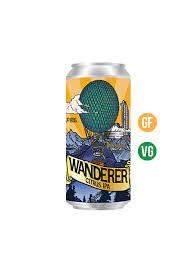 Wanderer Citrus IPA 6.8% (GF)