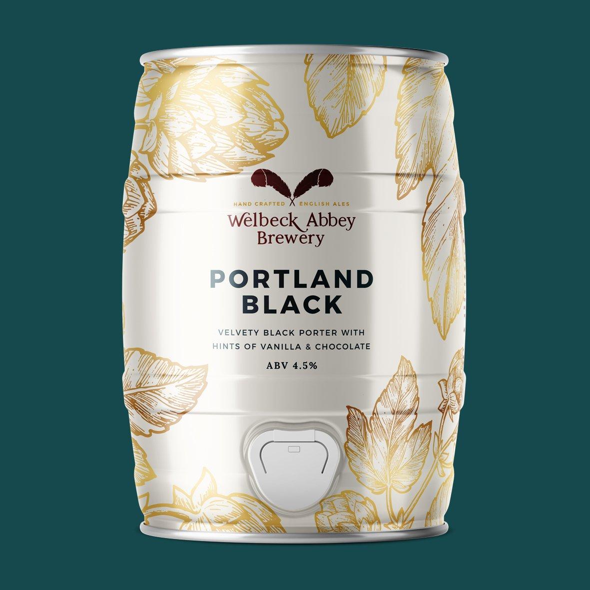 Portland Black 4.5%