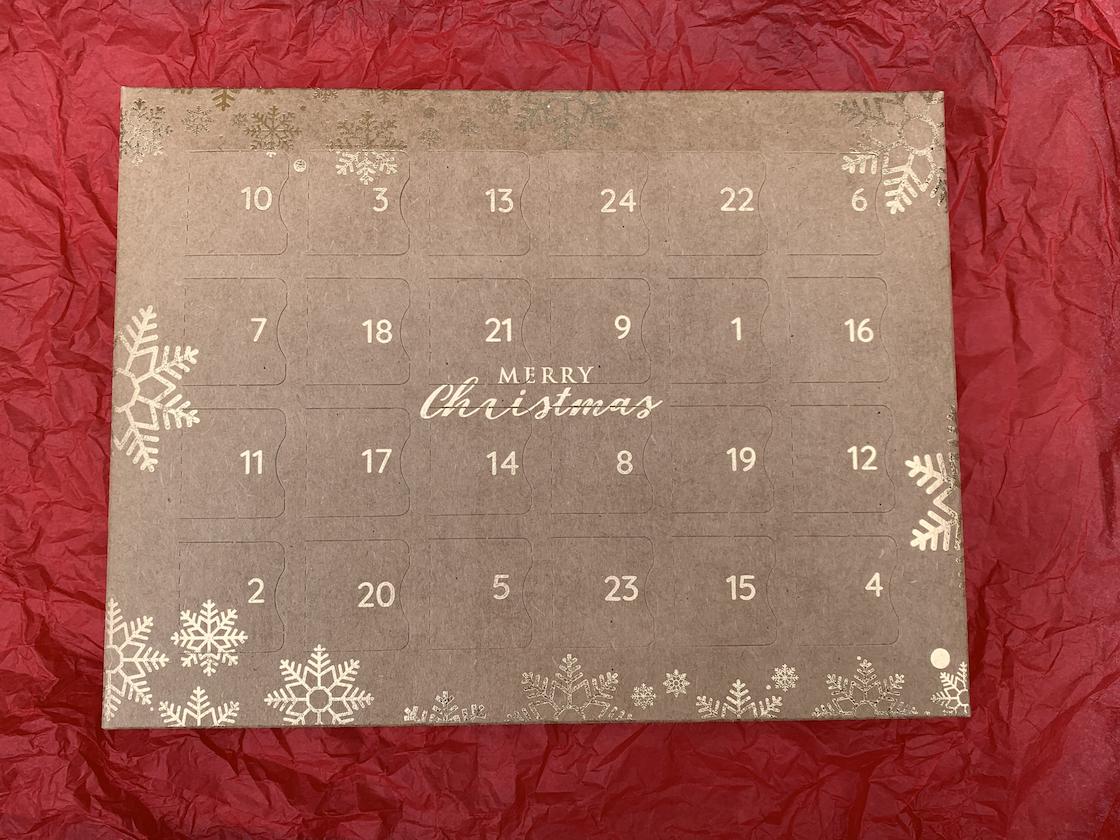 Vår egen chokladkalender