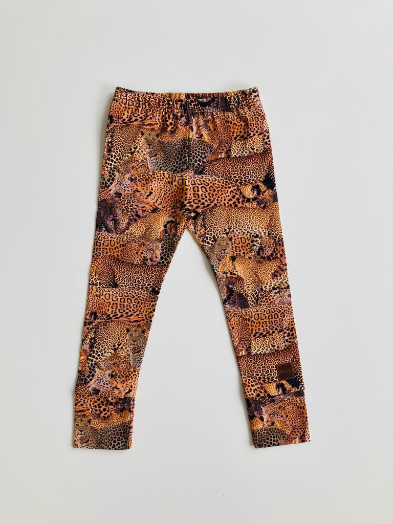 Jaguaari legginsit