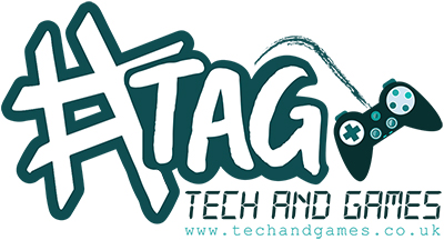 Hash tag tech and games