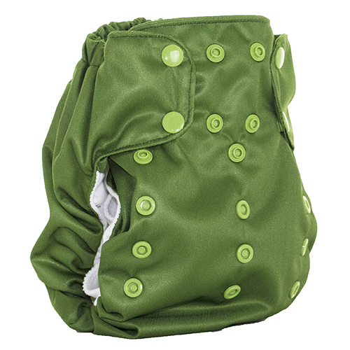 Stoffwindel Smart Bottoms Dream Diaper 2.0, (All-in-One)