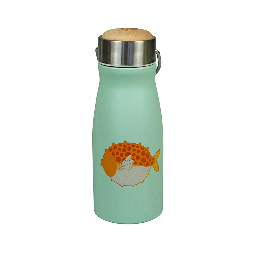 Thermoflasche aus Edelstahl, Ocean, the Zooe