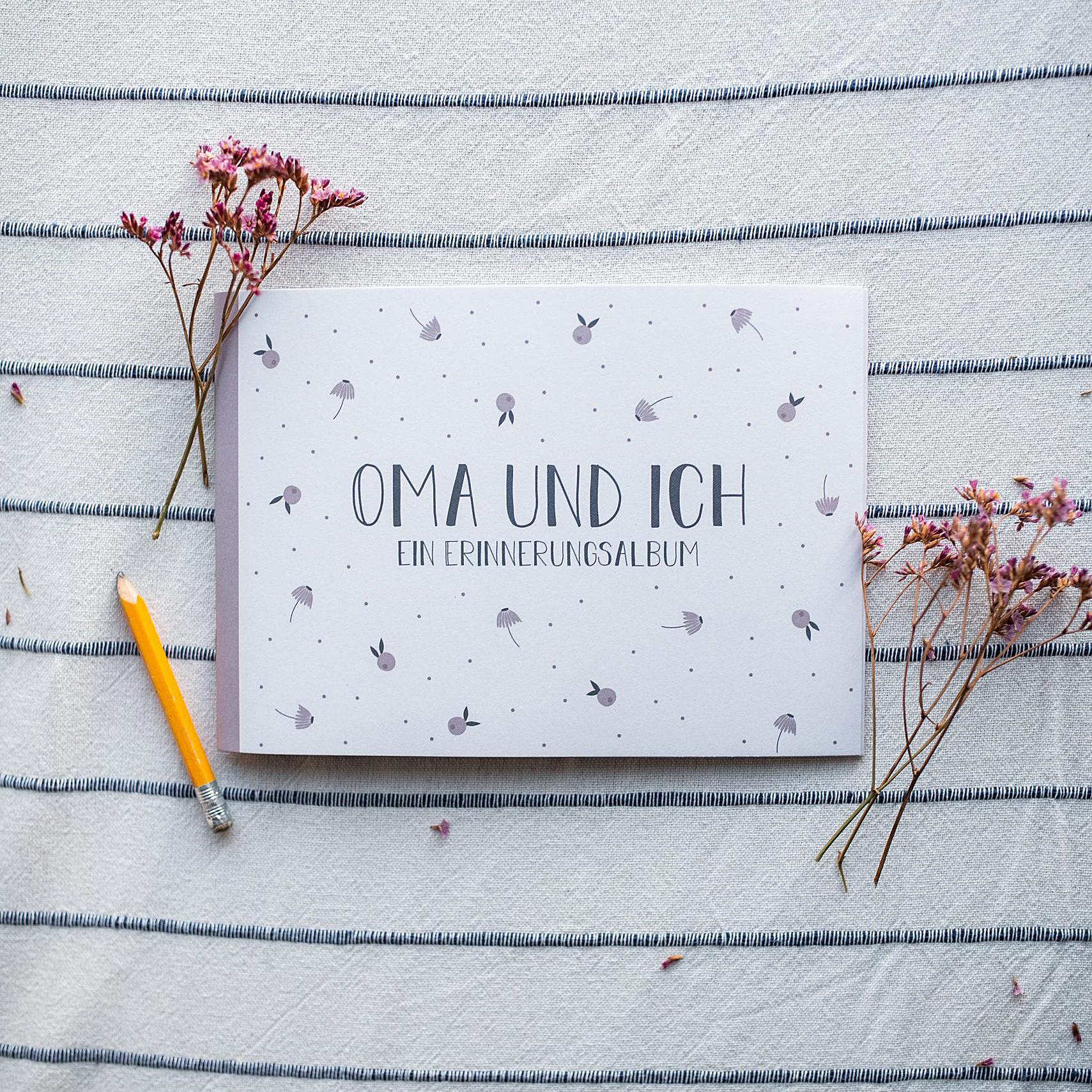 Oma/Opa und ich – Erinnerungsalbum