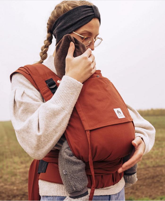 Limas Plus Tragehilfe Toddler, 0,5–3 Jahre (Fullbuckle)