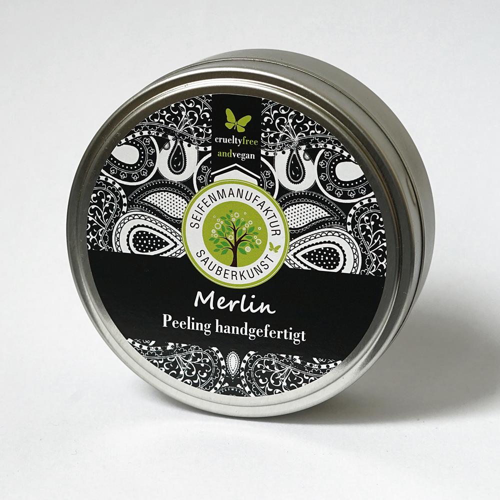 Merlin Peeling, Sauberkunst