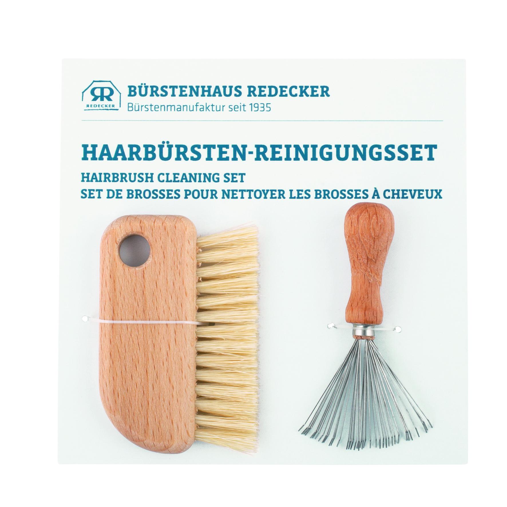 Haarbürsten-Reinigungs-Set
