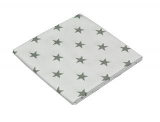 Unterlage/Spucktuch aus Molton, 2er-Pack bedruckt, 80x80 cm
