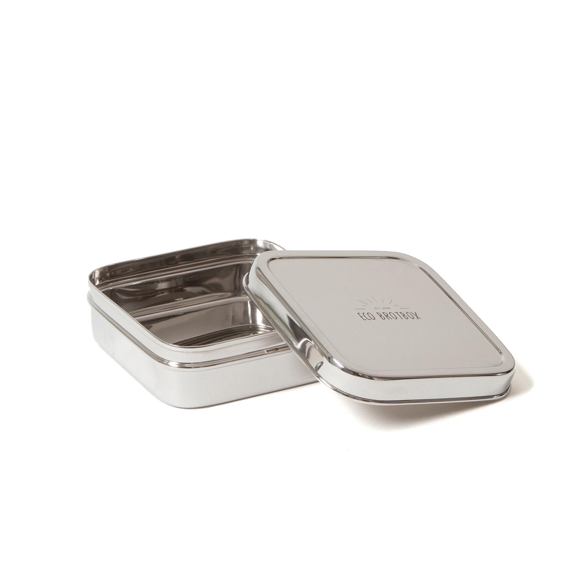 Brotbox Classic aus Edelstahl, EcoBrotbox