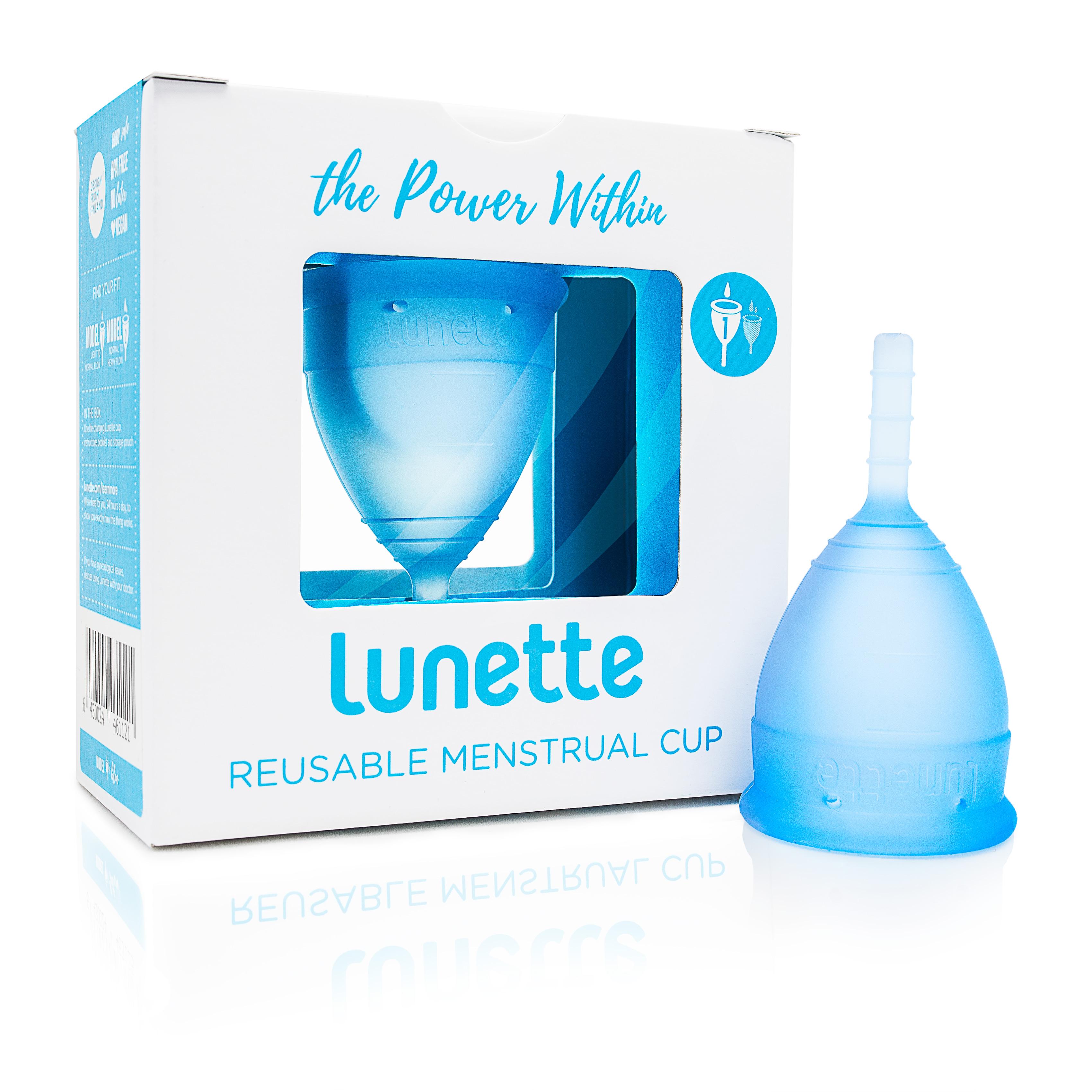 Lunette Menstruationskappe
