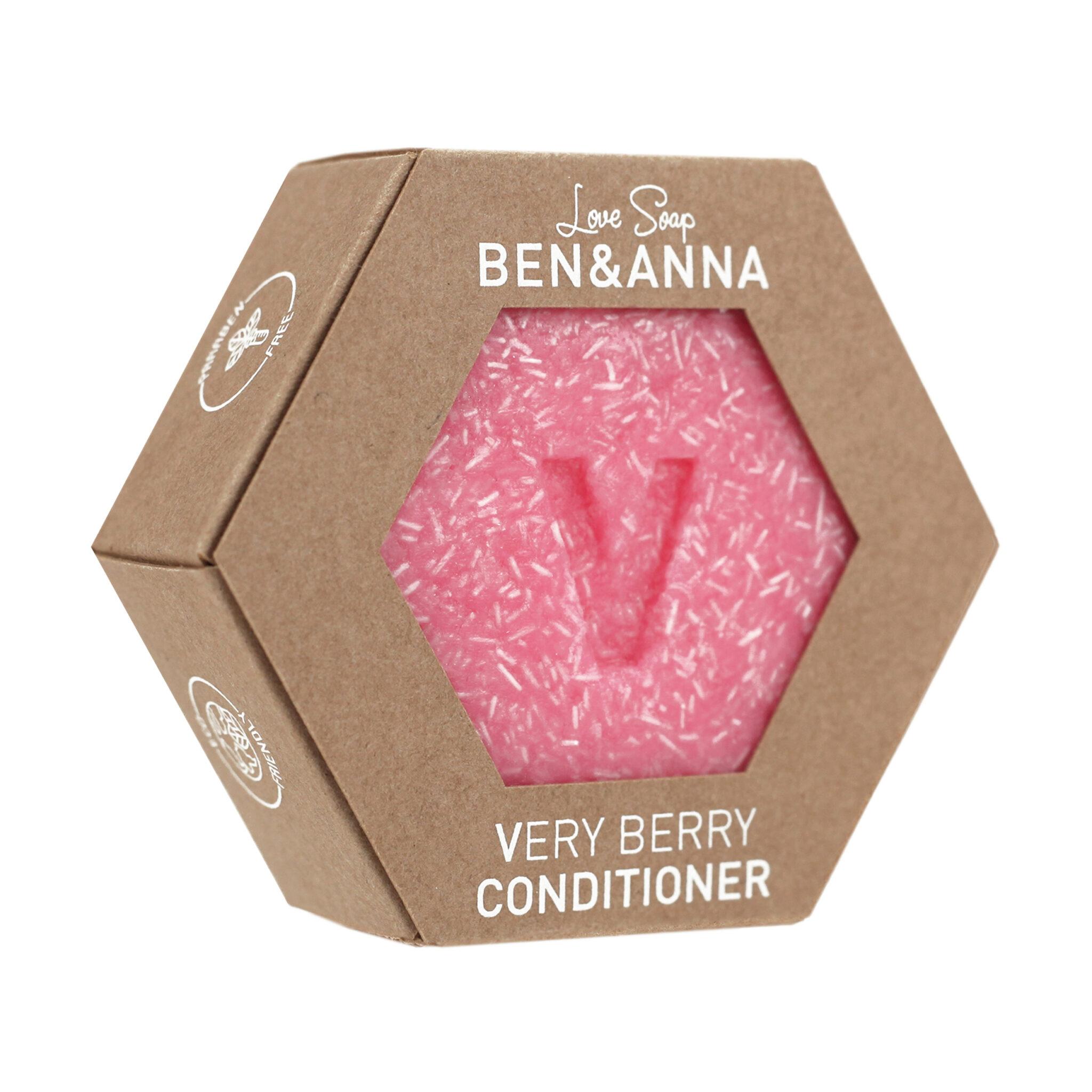 Conditioner Very Berry, Ben&Anna