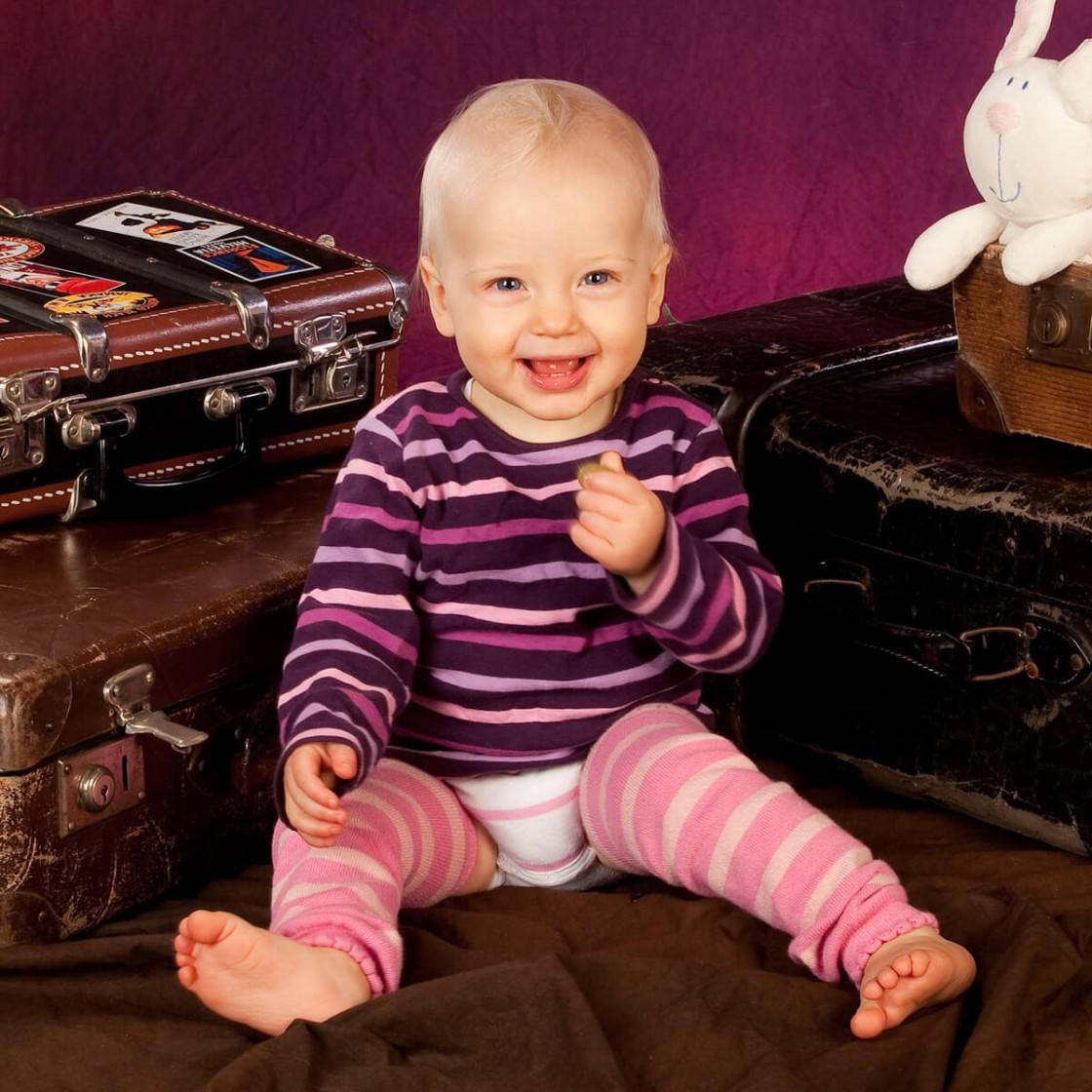 Stulpen für Babys & Kleinkinder, Merino