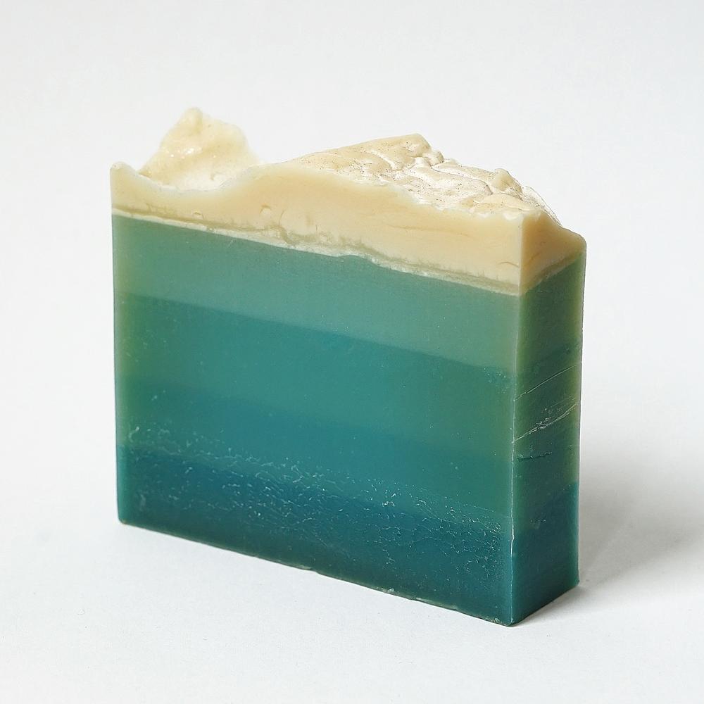 Blaue Lagune, Dusch- und Körperseife
