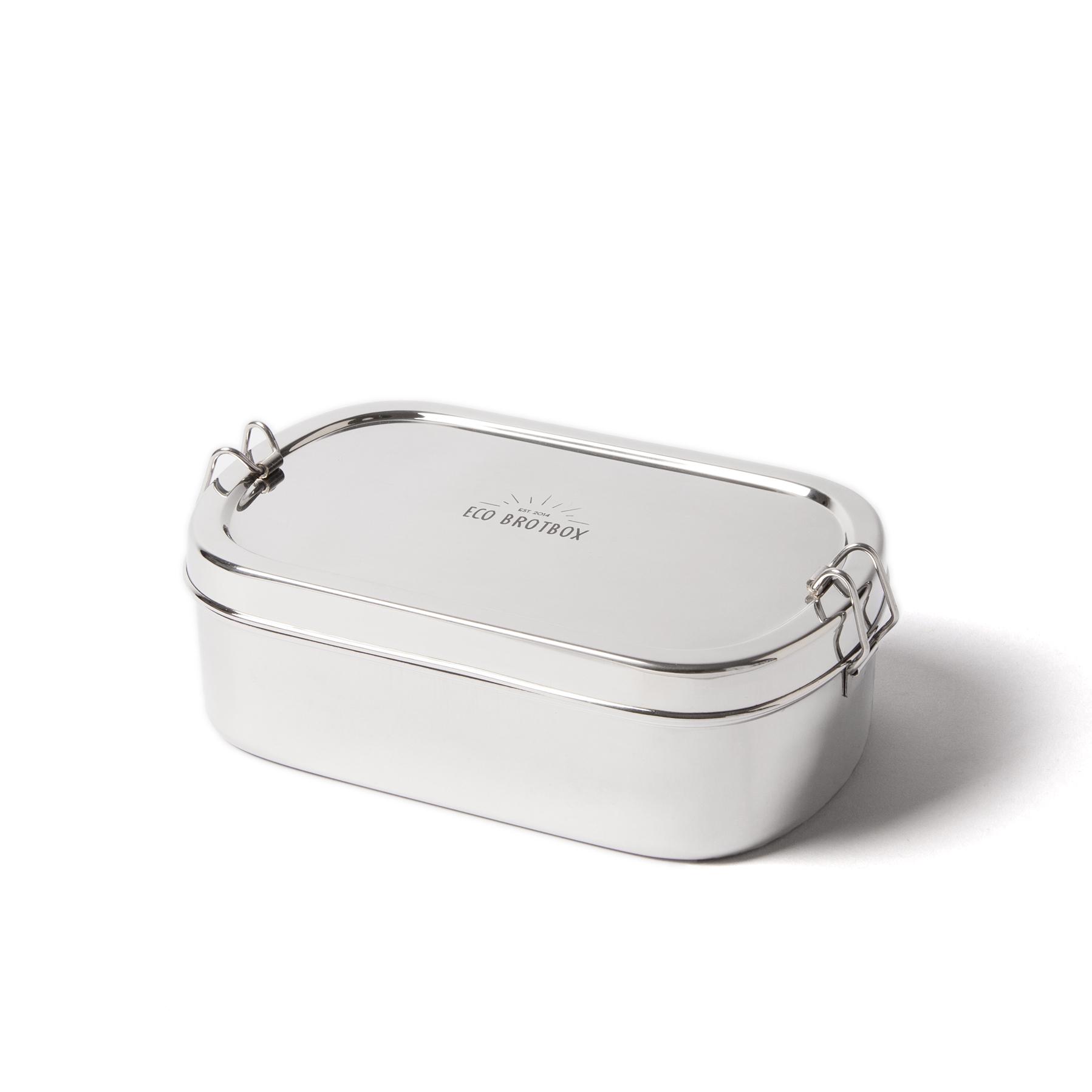 Goodies Box aus Edelstahl, EcoBrotbox