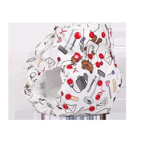 Stoffwindel Smart Bottoms Dream Diaper 2.0, (All-in-One)