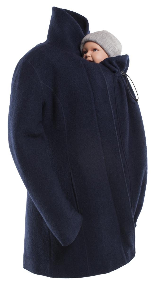 Eco-Wool-Tragemantel Oslo, Vorn+Hinten tragen, mamalila