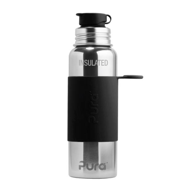 PURA Sportflasche 650ml, isoliert
