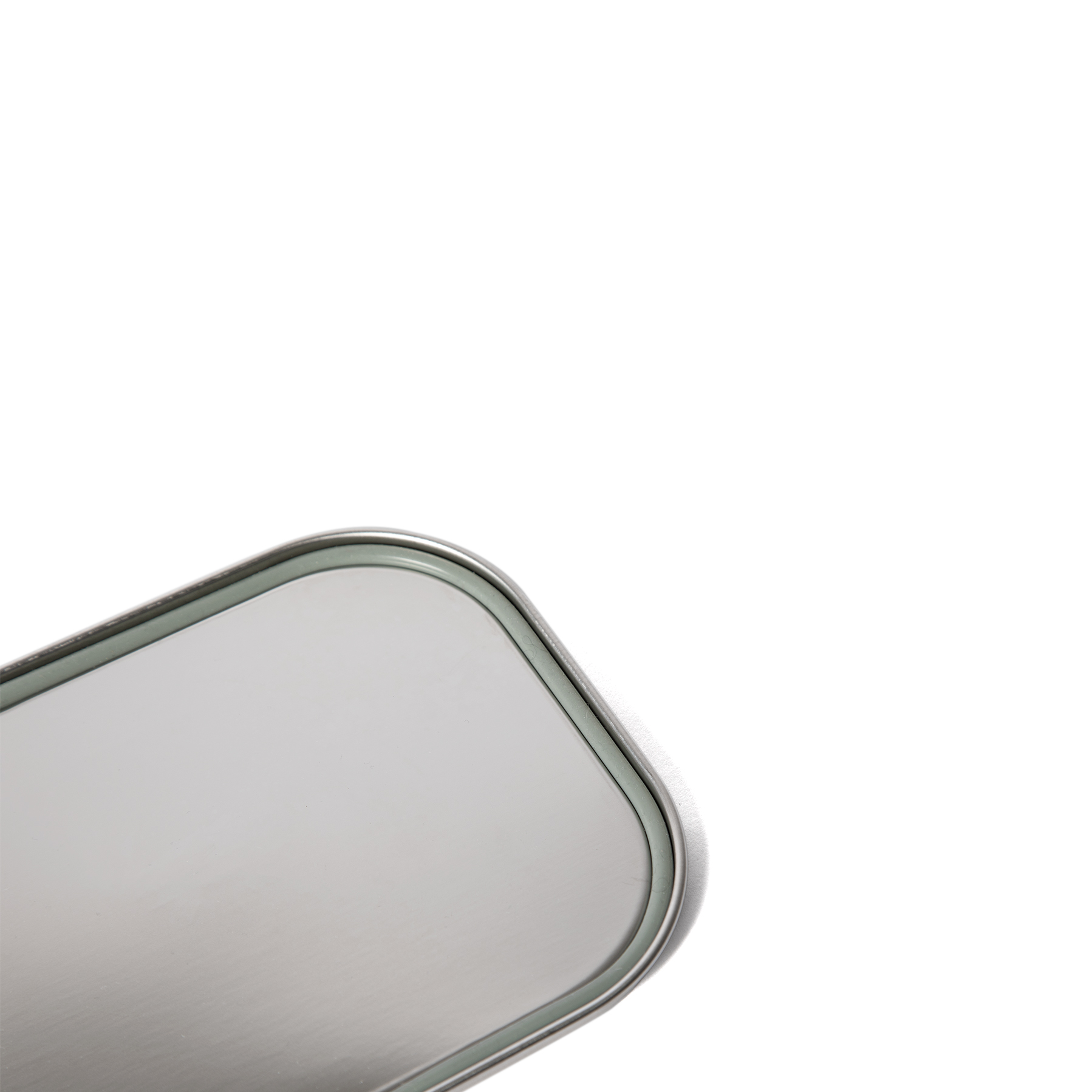 Bento Classic +, auslaufsicher, aus Edelstahl, EcoBrotbox