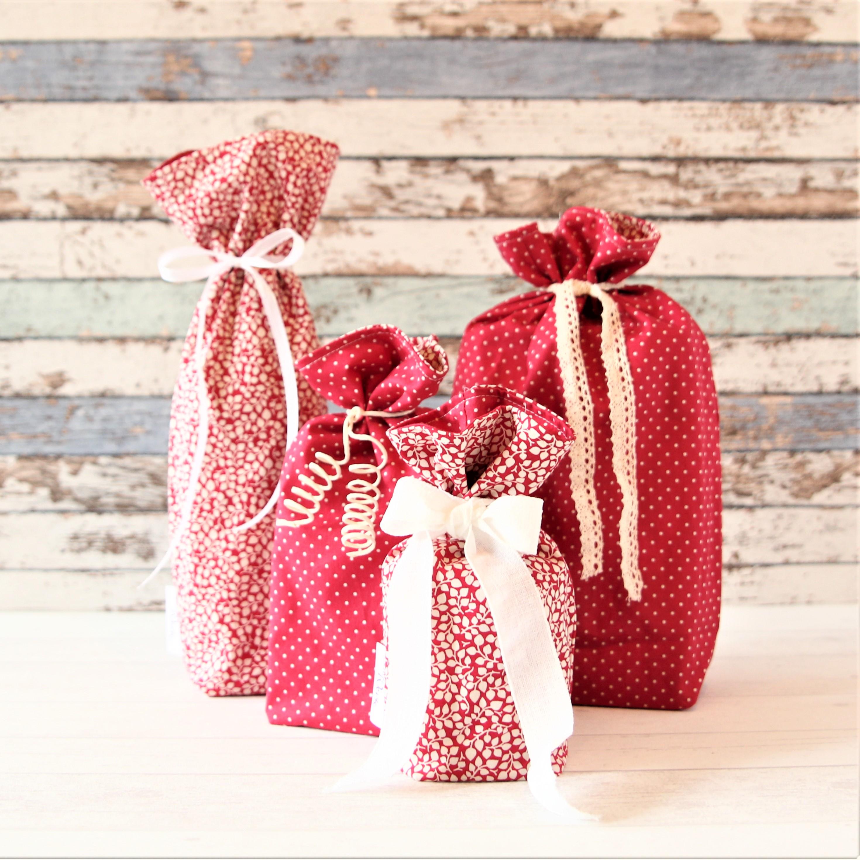 Geschenkbeutel für jeden Anlass, wendbar, von Beutelwerk