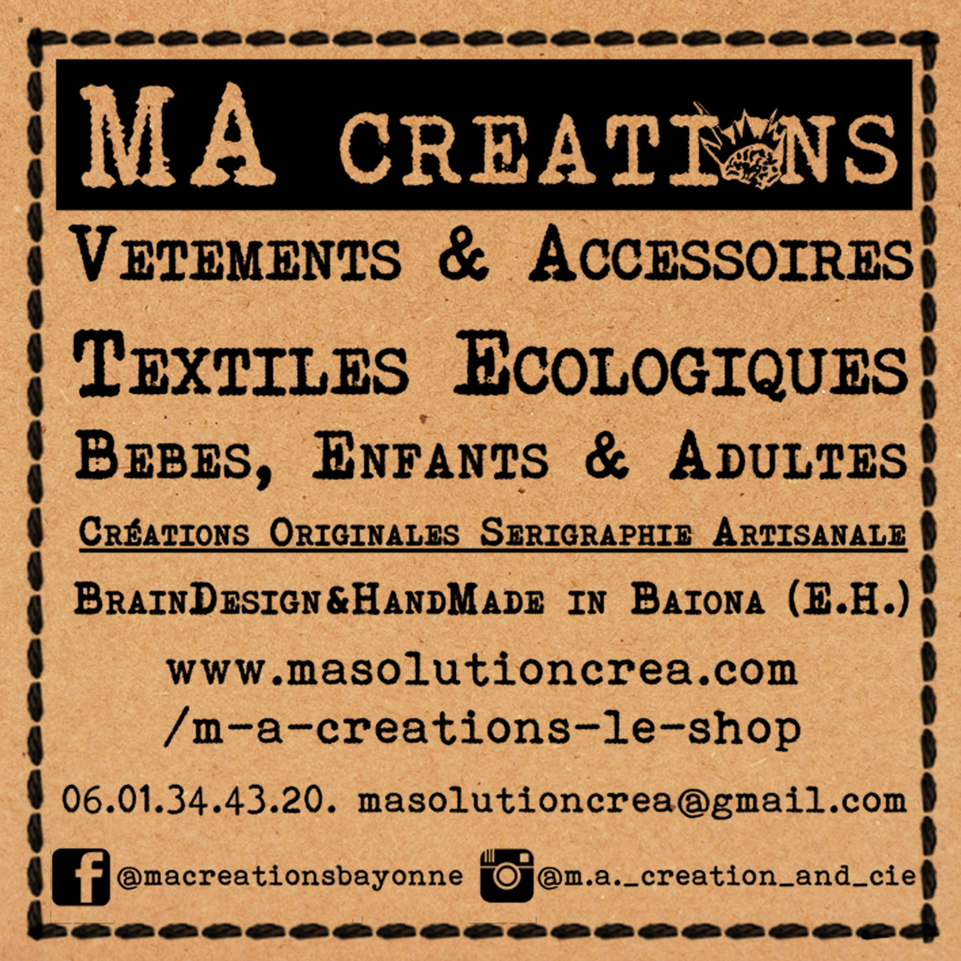M.A. CREATIONS