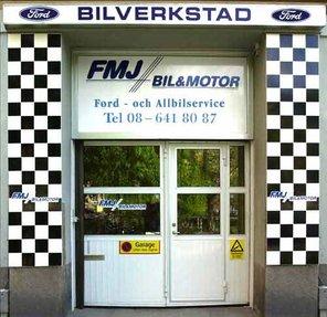 Fmj Bil & Motor AB