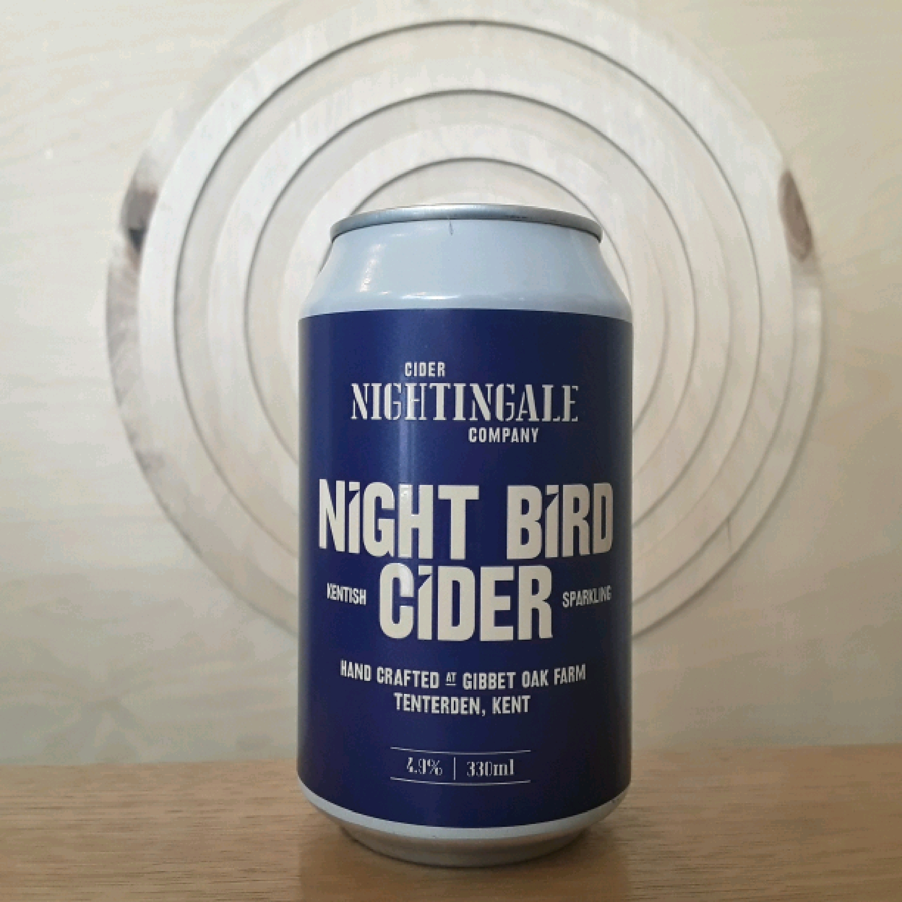 Nightingale Night Bird Sparkling Cider
