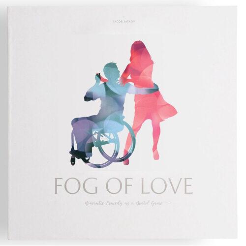 Fog of Love Diversity Cover