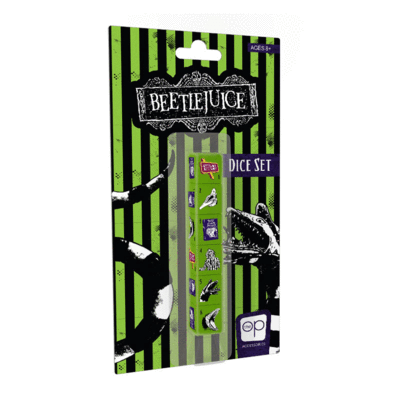 BEETLEJUICE DICE SET