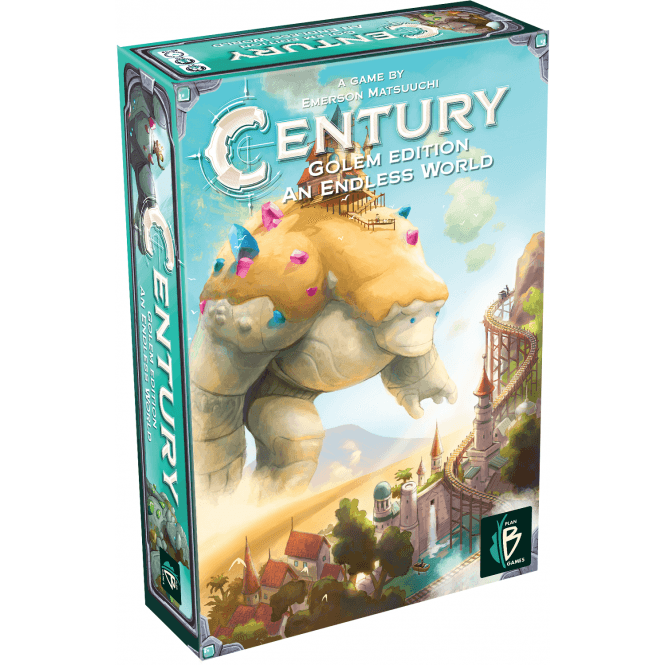 Century: Golem Edition An Endless World