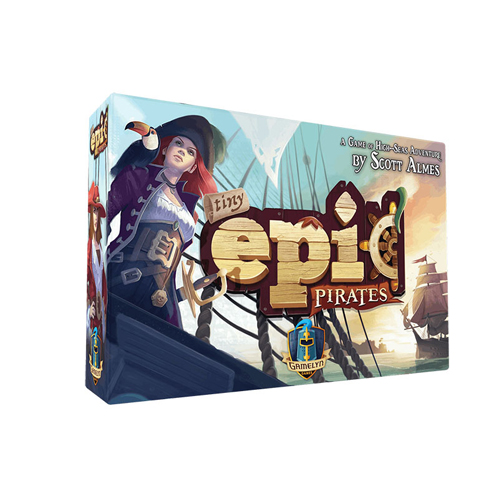 Tiny Epic : Pirates
