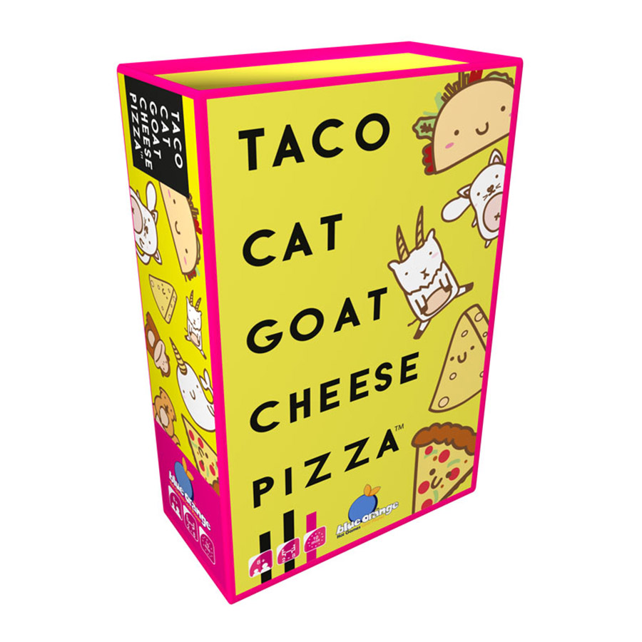 TACO GOAT CHEESE PIZZE