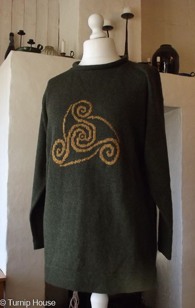 Loughan Triscele Sweater