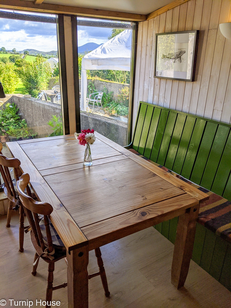 Window Table 31st October