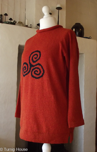 Triscele Sweater
