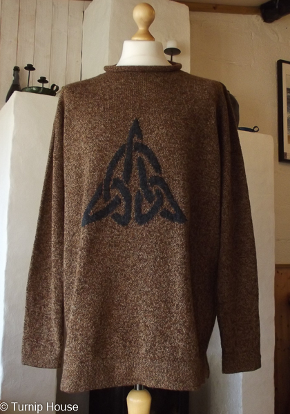 Triquetra Sweater