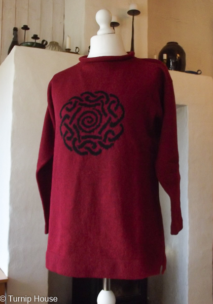 Celtic Circle Sweater