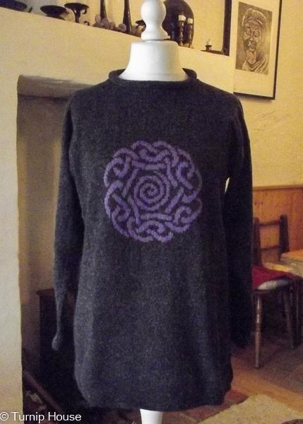 Celtic Circle Sweater