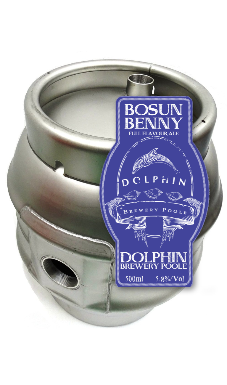 Bosun Benny Cask