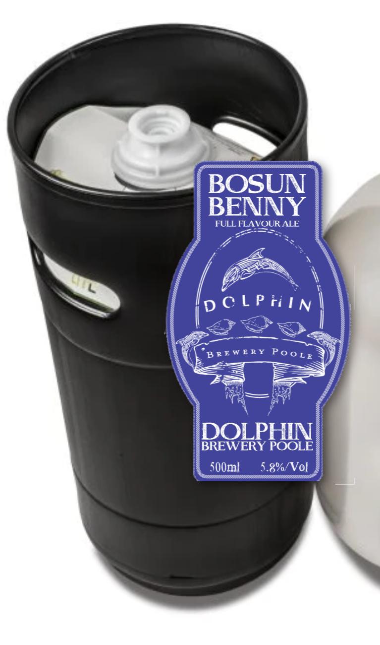 Bosun Benny 27l Eco Keg