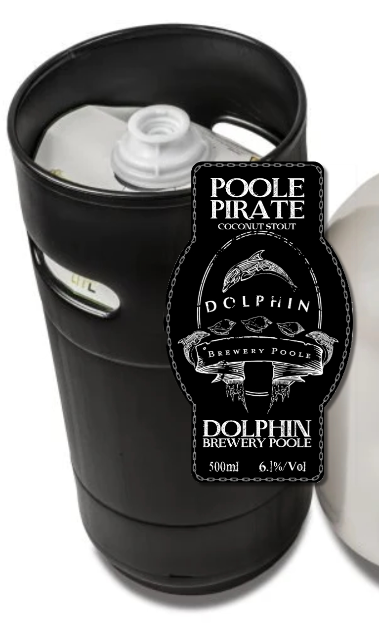 Poole Pirate 27l Eco Keg