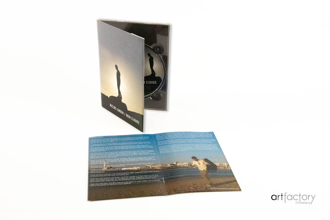 Niclas Lundin - Rain Clouds CD