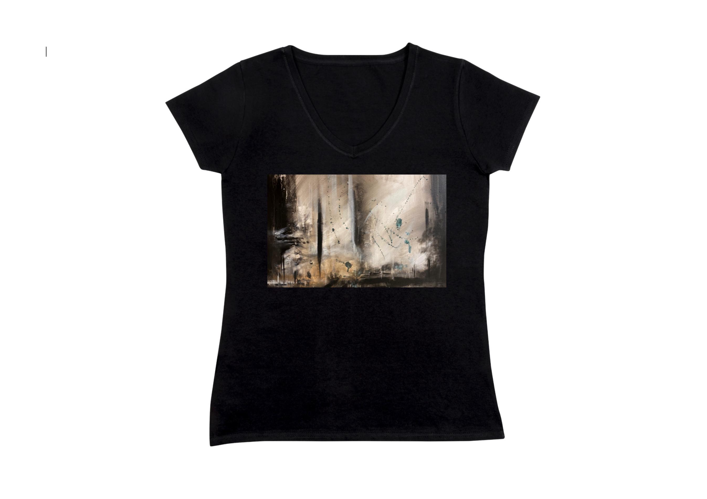 """T-shirt dam """"Landskap"""""""