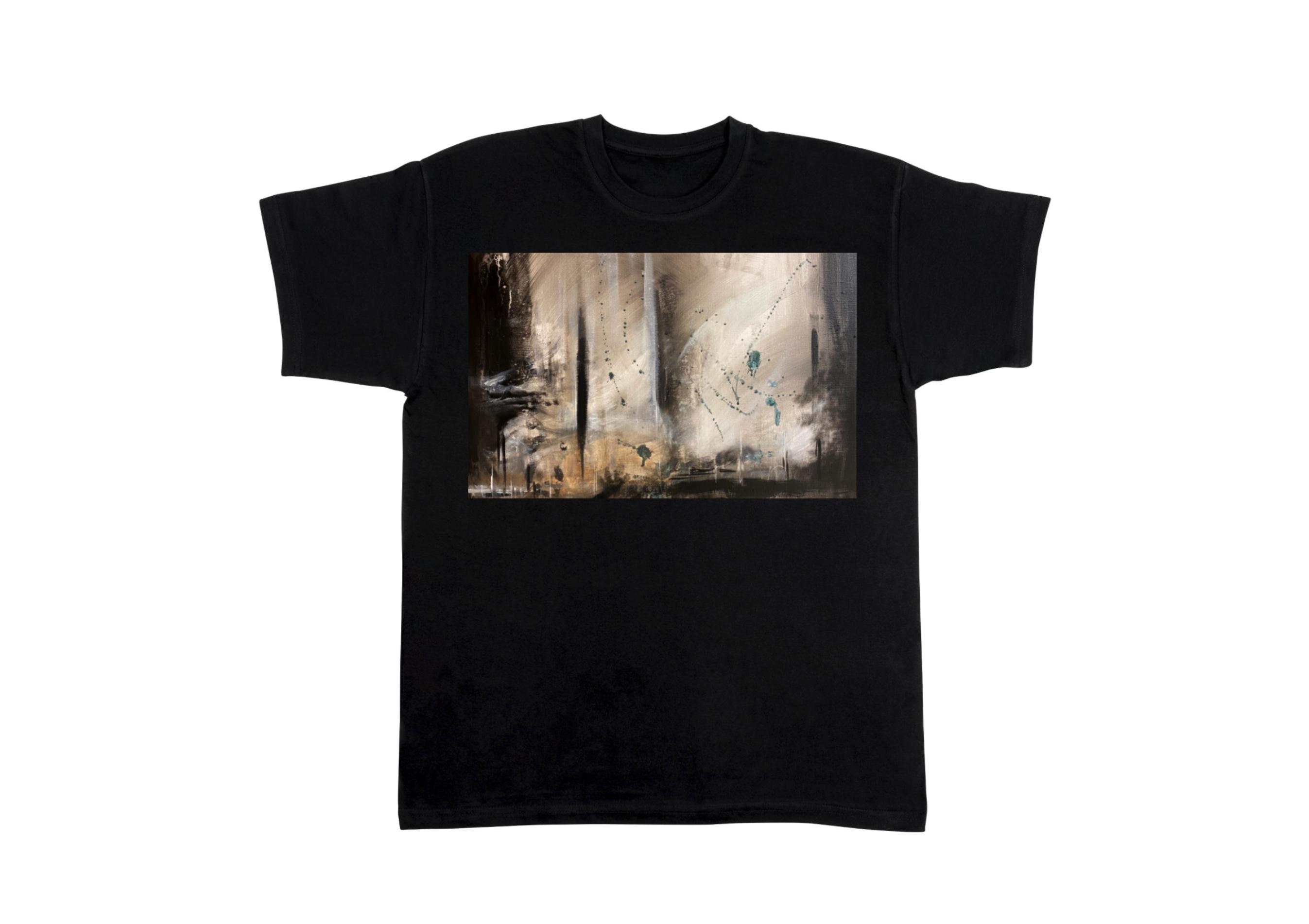 "T-shirt herr ""Landskap"""